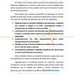 COMUNICADO CMP COVID-19